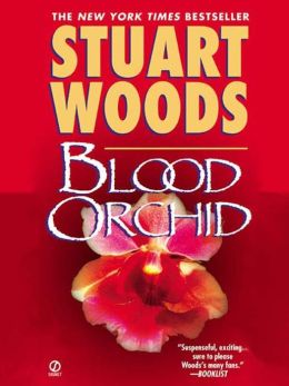 Blood Orchid (Holly Barker Series #3)