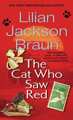 The Cat Who Saw Red (The Cat Who... Series #4)