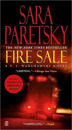 Fire Sale (V. I. Warshawski Series #12)