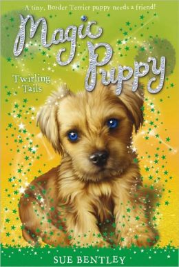 Twirling Tails (Magic Puppy Series #7)