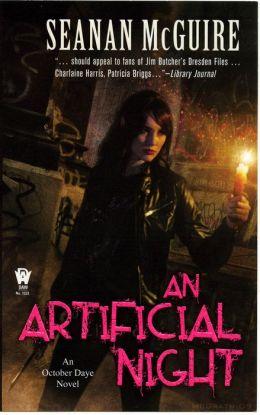 An Artificial Night (October Daye Series #3)