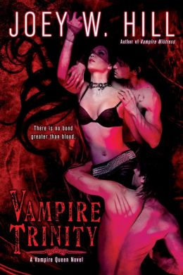 Vampire Trinity (Vampire Queen Series #6)