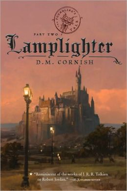 The Foundling's Tale, Part Two: Lamplighter: Lamplighter
