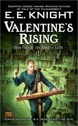 Valentine's Rising (Vampire Earth Series #4)