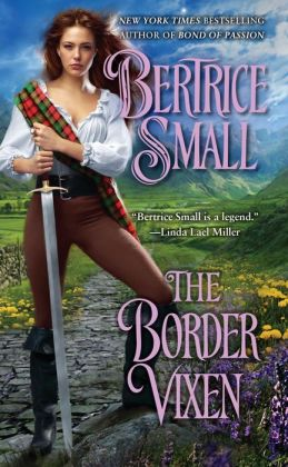 The Border Vixen (Border Chronicles Series #5)