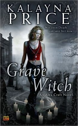 Grave Witch (Alex Craft Series #1)
