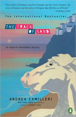 The Track of Sand (Inspector Montalbano Series #12)