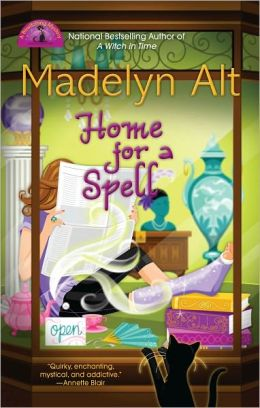 Home for a Spell (Bewitching Series #7)