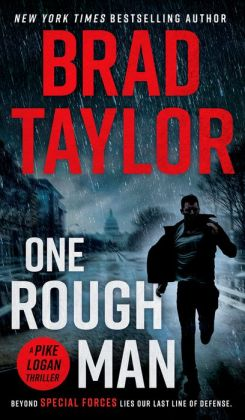 One Rough Man (Pike Logan Series #1)