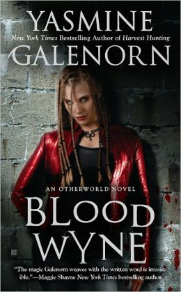 Blood Wyne (Sisters of the Moon Series #9)
