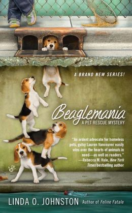 Beaglemania (Pet Rescue Mystery Series #1)