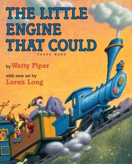The Little Engine That Could: Reillustrated Edition