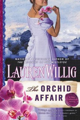 The Orchid Affair (Pink Carnation Series #8)