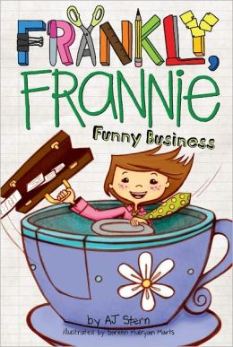Funny Business (Frankly, Frannie Series)