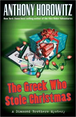 The Greek Who Stole Christmas (Diamond Brothers Series #7)