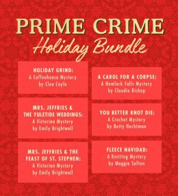 Prime Crime Holiday Bundle