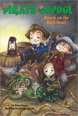 Attack on the High Seas! (Pirate School Series #3)