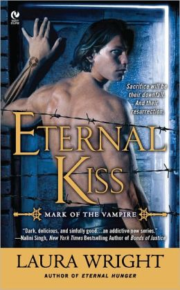 Eternal Kiss (Mark of the Vampire Series #2)