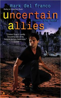 Uncertain Allies (Connor Grey Series)
