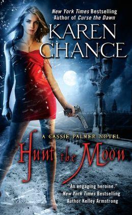 Hunt the Moon (Cassie Palmer Series #5)
