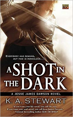 A Shot in the Dark (Jesse James Dawson Series #2)