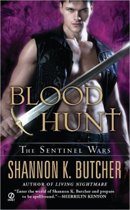 Bloodhunt (Sentinel Wars Series #5)