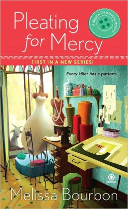 Pleating for Mercy (Magical Dressmaking Mystery Series #1)