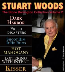 Hot Mahogany, Stuart Woods, (Audiobook, CD's, 2008, Unabrid.)