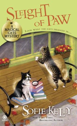 Sleight of Paw (Magical Cats Mystery Series #2)