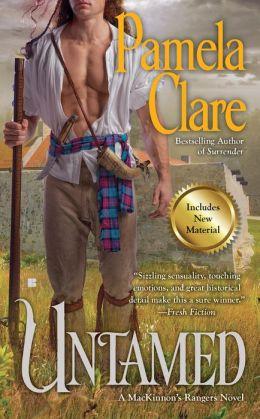 Untamed (MacKinnon's Rangers Series #2)