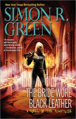 The Bride Wore Black Leather (Nightside Series #12)
