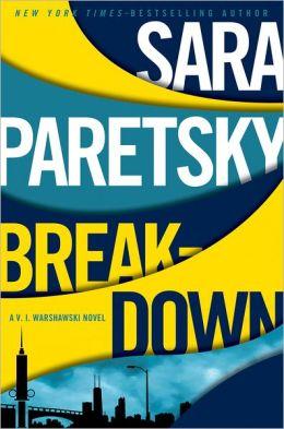 Breakdown (V. I. Warshawski Series #15)