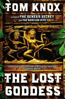 The Lost Goddess: A Novel