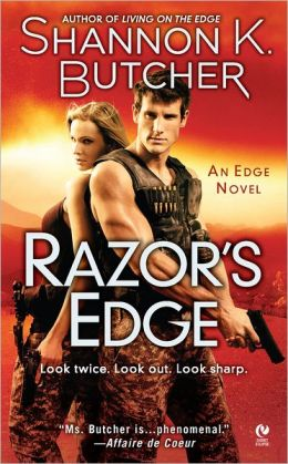 Razor's Edge (Edge Novel Series #2)
