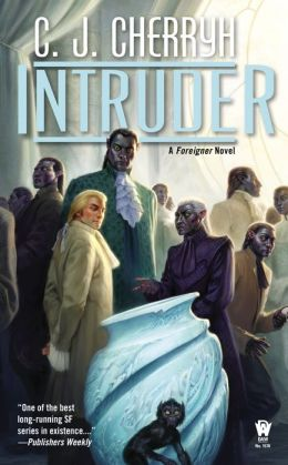 Intruder: Book Thirteen of Foreigner