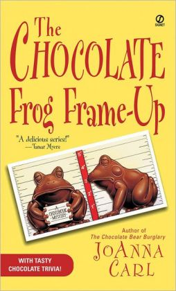The Chocolate Frog Frame-Up (Chocoholic Mystery Series #3)