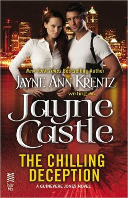 The Chilling Deception (Guinevere Jones Series #2)