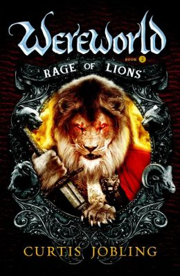 Rage of Lions (Wereworld Series #2)