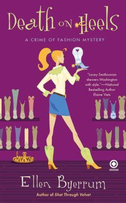 Death on Heels (Crime of Fashion Series #8)