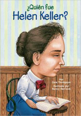 Quién fue Helen Keller?