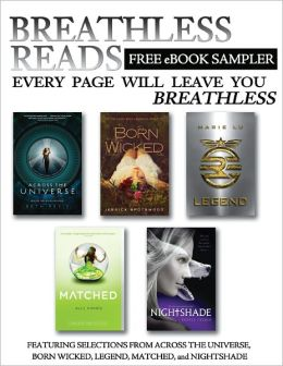 Breathless Reads Sampler