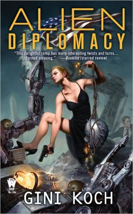 Alien Diplomacy: Alien Novels, Book Five