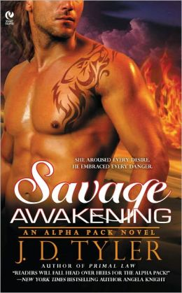 Savage Awakening (Alpha Pack Series #2)