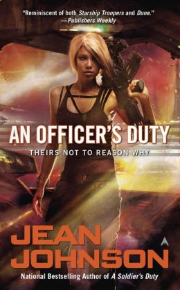 An Officer's Duty (Theirs Not to Reason Why Series #2)