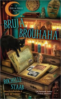 Bruja Brouhaha (Mind for Murder Series #2)