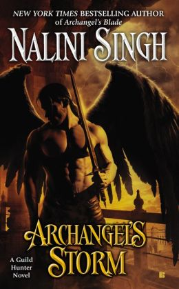 Archangel's Storm (Guild Hunter Series #5)