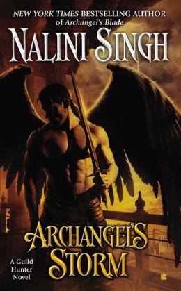 Archangel's Storm (Guild Hunter Series #5)