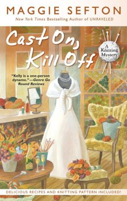 Cast on kill off by maggie sefton 9781101585092 nook book ebook