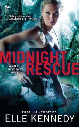 Midnight Rescue (Killer Instincts Series #1)