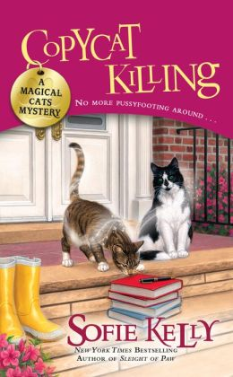 Copycat Killing (Magical Cats Mystery Series #3)